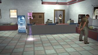On Thin Ice in Huntersfield - interior in Saints Row 2