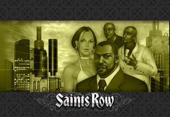 Saints Row demo wallpaper - Vice Kings