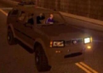 Traxx Master - front right in Saints Row