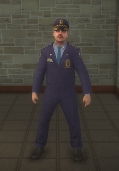 Troy - character model in Saints Row 2