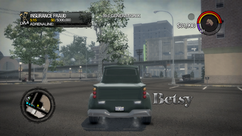 Betsy - rear in Saints Row 2