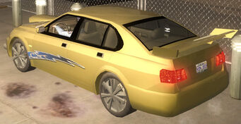 Eiswolf - rear left in Saints Row 2