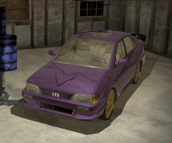 Gang Customization in Saints Row 2 - Zimos