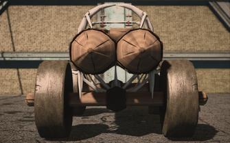 Saints Row IV variants - Stoned - rear
