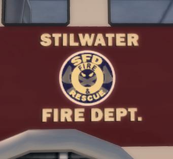 Stilwater Fire Department logo