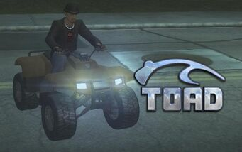 Toad - front right with lights and logo in Saints Row 2