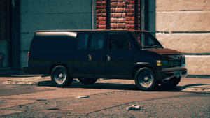 Anchor - CS Van in Saints Row IV
