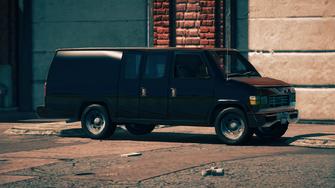 Anchor - CS Van in Saints Row IV