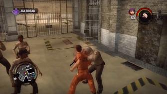 Jailbreak - Kill the guards objective