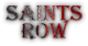 Saints Row 2 clothing logo - SaintsRw