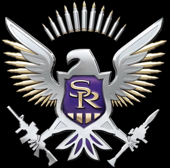 Saints Row IV logo from PAX gameplay video