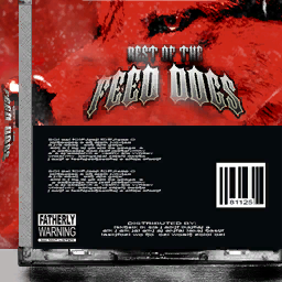 CD variant back - Feed Dogs