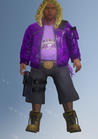 Gang Customization - Saint 5 - Forrest - in Saints Row IV