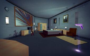 Hotel Penthouse - Classy - bedroom