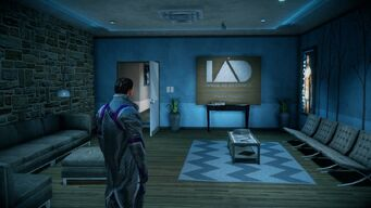 Image As Designed - interior in Saints Row IV
