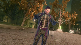 Saints Row IV Announce Teaser - Emu