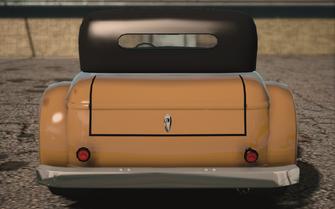 Saints Row IV variants - Relic Classic - rear