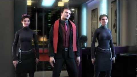 """Saints Row The Third - """"Power"""" erster Trailer von der E3 2011 (DEUTSCH)"""