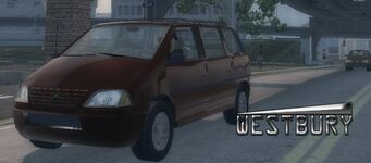 Westbury - front left with logo in Saints Row 2