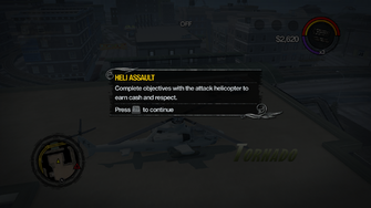 Heli Assault tutorial in Saints Row 2