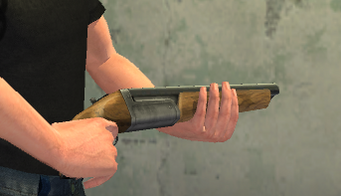 12 Gauge in Saints Row