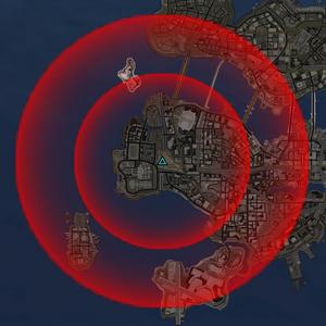 99.0 The Underground range map