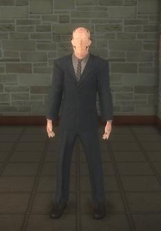 Broken NPC - outfits - suit 1 - character model in Saints Row 2