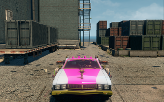 Genkimobile - front in Saints Row The Third