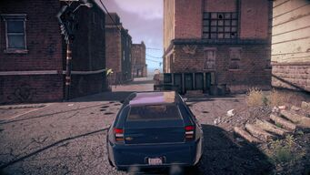 Hammer in Saints Row IV - rear