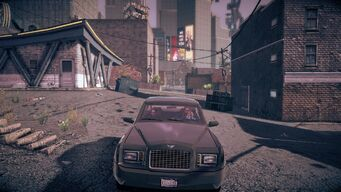 Justice - front in Saints Row IV