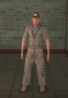 Repair - random Tony preset - character model in Saints Row 2