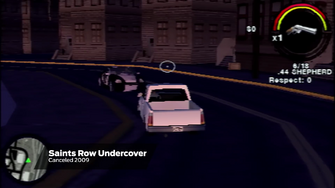 Saints Row Undercover - Gameplay with Zenith