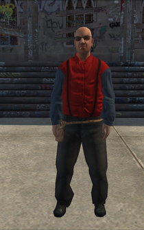 Utilityworker - latino - character model in Saints Row