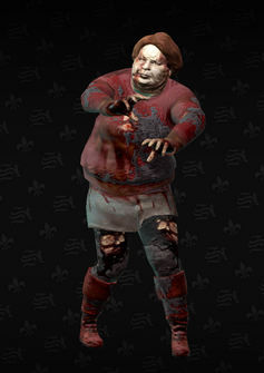 Zombie 04 - Sarah - character model in Saints Row The Third