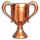 Bronze Trophy icon