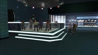 Glitz - dance floor