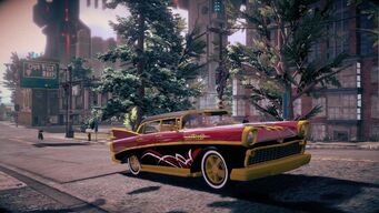 Hollywood - customized - front right in Saints Row IV