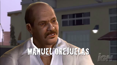 IGN cannot spell Manuel Orejuela's name