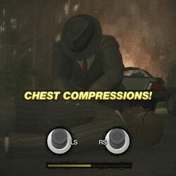 Ambulance EMT - Chest Compressions