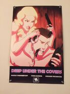 Deep under the covers porn poster