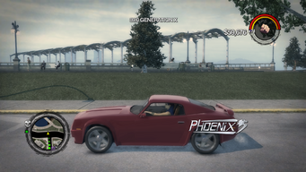 Phoenix - left in Saints Row 2