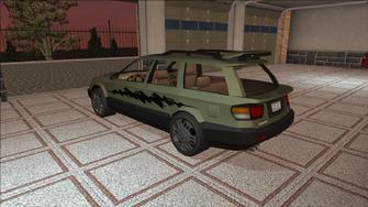 Saints Row variants - Komodo - Riced - rear left