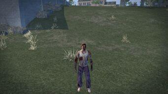Zombie Carlos Front