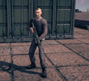 Donnie in Saints Row IV