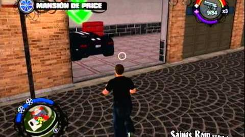 Mansion de Price Saints Row