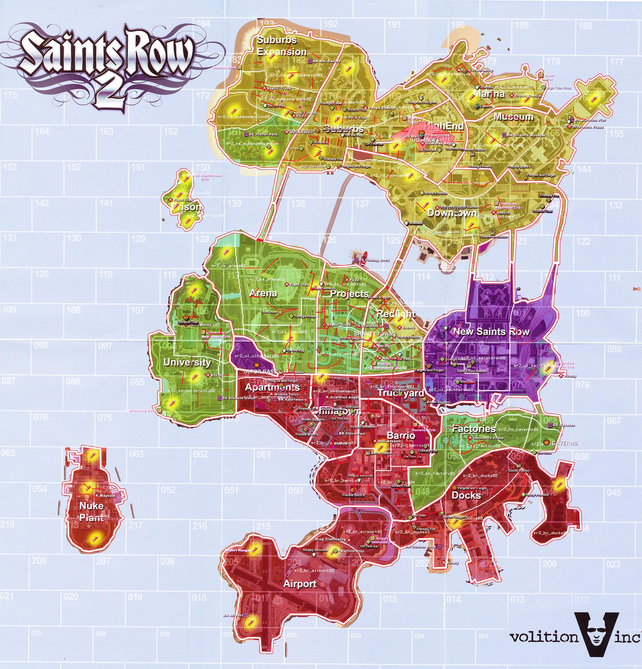 Saints Row 2 Map Forum:Saints Row 2 Stilwater beta map | Saints Row Wiki | FANDOM