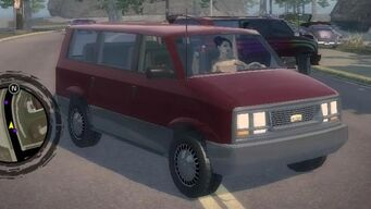 Voyage - front right in Saints Row 2