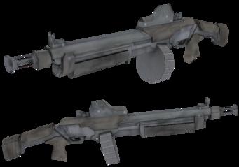 XS-2 Ultimax (SR2)
