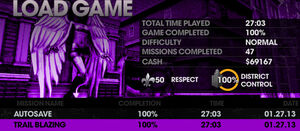 100% Completion in Saints Row The Third