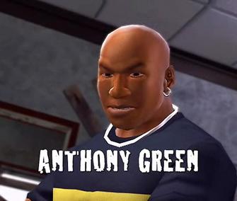 Anthony Green headshot